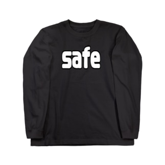 safe/out Long sleeve T-shirts