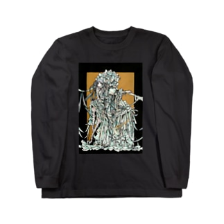 Cage Long sleeve T-shirts