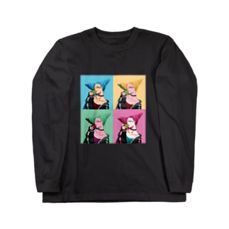 CMYG Long Sleeve T-Shirt
