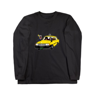 ムチャクチャ Long sleeve T-shirts
