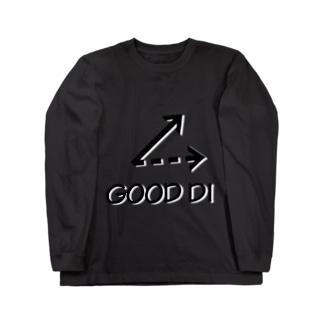 GOOD DI Long sleeve T-shirts