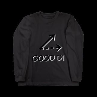 クロマキバレットのGOOD DI Long sleeve T-shirts