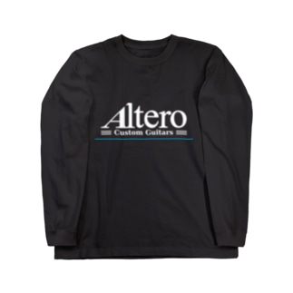 Altero Custom Guitars Long sleeve T-shirts