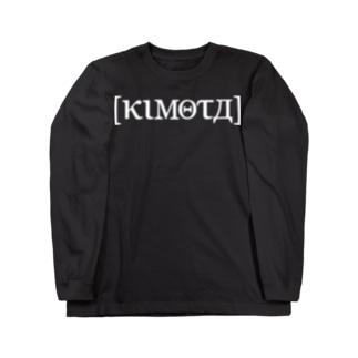 KIMOTA Long sleeve T-shirts