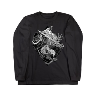 GRIFFIN Long sleeve T-shirts