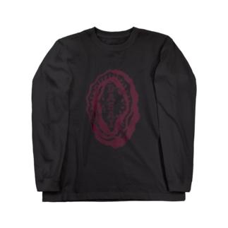 DASAI(ようかん色) Long sleeve T-shirts