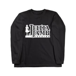 Jellia Jamb Records Long sleeve T-shirts