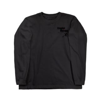 Froglet Design Long sleeve T-shirts
