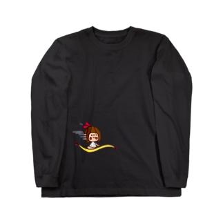 ビューン Long sleeve T-shirts