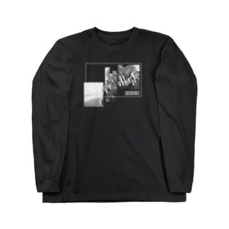 maka【FENNEL】のロングスリーブTシャツ(白以外) Long sleeve T-shirts