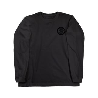 家紋 Long sleeve T-shirts