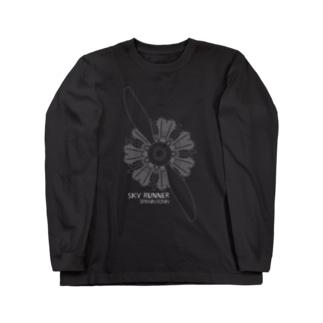 SKY RUNNER 2017_W Long sleeve T-shirts