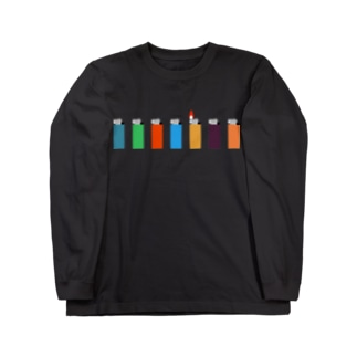 LIGHTERS Long sleeve T-shirts