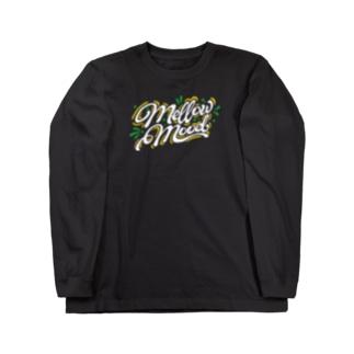 MELLOW MOOD【濃色ベース】 Long Sleeve T-Shirt