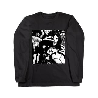 空魚 Long sleeve T-shirts