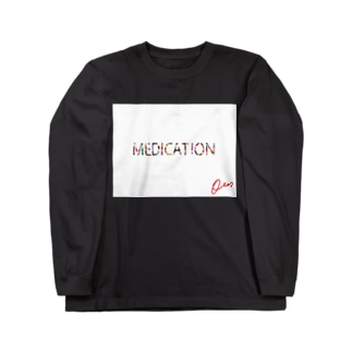MEDICATION Long sleeve T-shirts