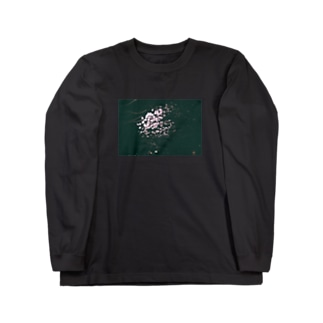 yozakura Long sleeve T-shirts