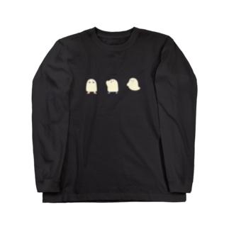 仮装大会 Long sleeve T-shirts