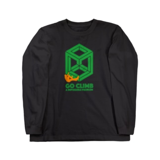 impossible problem 02 Long sleeve T-shirts
