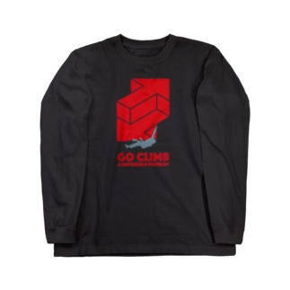 impossible problem 03 Long sleeve T-shirts