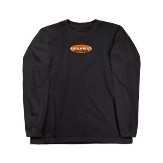 BUCKWHEAT LOCAL SERVICE L/S Long sleeve T-shirts
