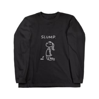 スランプな人 Long Sleeve T-Shirt