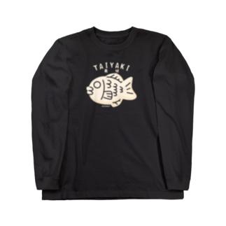 養殖たいやきB Long Sleeve T-Shirt
