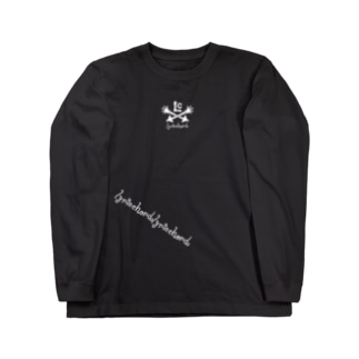 LC/WHITE DRAWING Long Sleeve T-Shirt