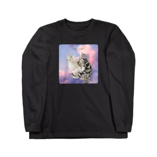 New!!猫は天使 Long Sleeve T-Shirt