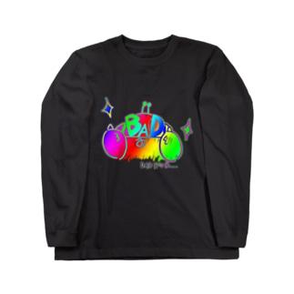 BADテントウレインボー Long Sleeve T-Shirt