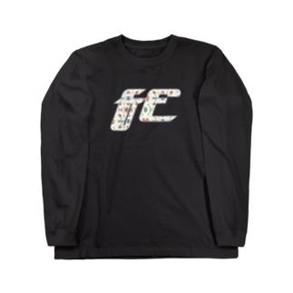 fineEARLS/ファインアールのflower Long Sleeve T-Shirt
