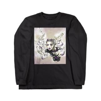 煙 -KEMURI- Long Sleeve T-Shirt