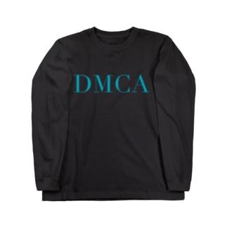 DAMN DMCA Long sleeve T-shirts