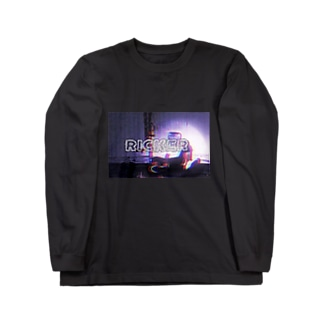 RICKER Electric L/S Tee Long sleeve T-shirts