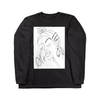 perflaのOle! Long sleeve T-shirts