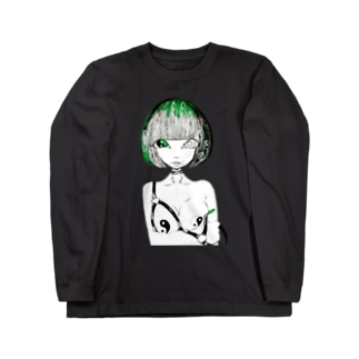 太極 Long sleeve T-shirts