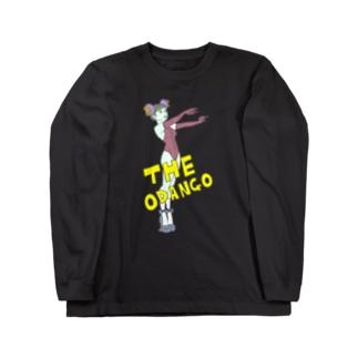 THE ODANGO Long sleeve T-shirts