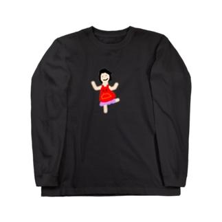 梅里まま Long sleeve T-shirts