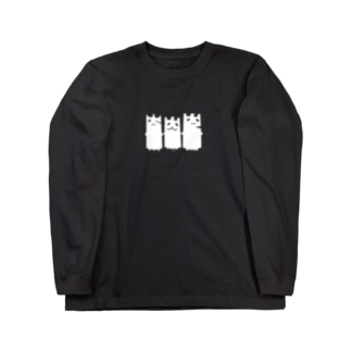 おばけーズ Long sleeve T-shirts