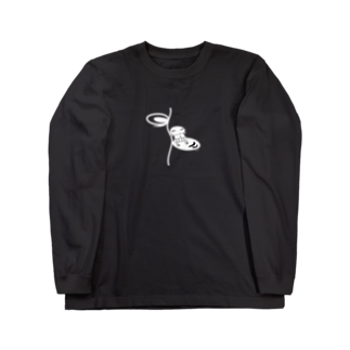 C-cubeの坊主ちゃん Long sleeve T-shirts
