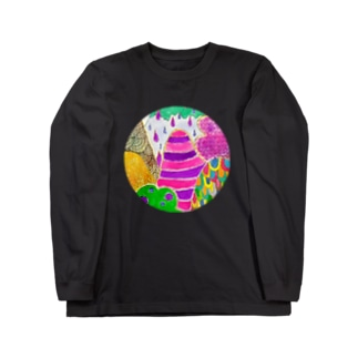 やまやま Long sleeve T-shirts