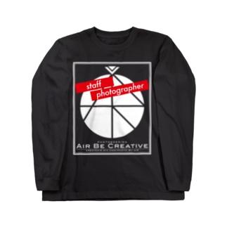 ABC[staff photograher] Long sleeve T-shirts