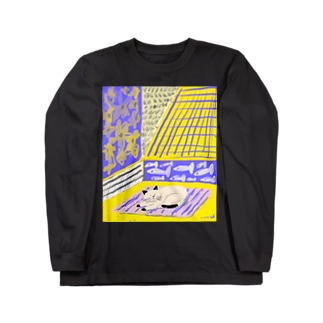 建築家の家 Long sleeve T-shirts