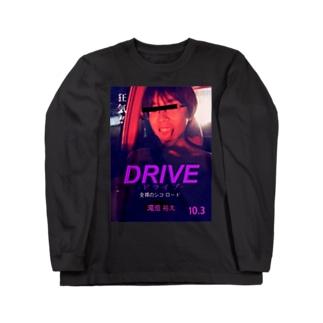 DRIVE【公式】 Long sleeve T-shirts