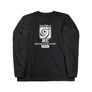 GRASCAのJust Call on ME Long sleeve T-shirts