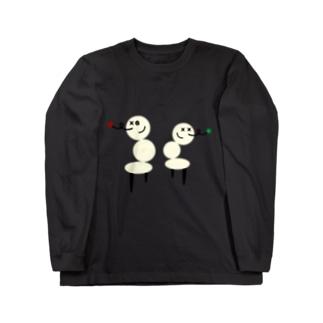 チェリー&チェリオ(No.1) Long sleeve T-shirts
