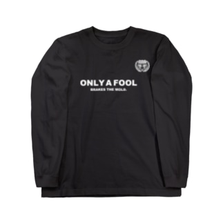 ONLY A FOOL Long sleeve T-shirts