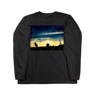 Live_Alive Long sleeve T-shirts