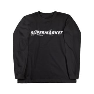 SUPERMARKET pt Long sleeve T-shirts