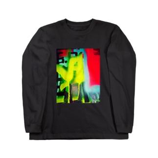 KAI TRANCE 02 Long sleeve T-shirts